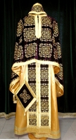 Squares - Hieratical Robe - 45630