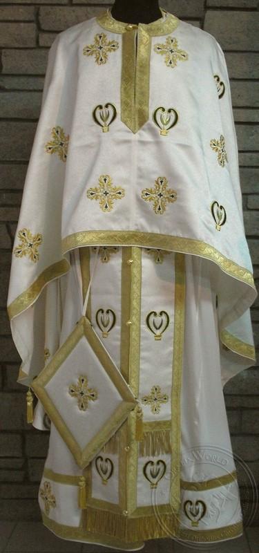 Lyre of David - Hieratical Robe
