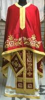 Lyre of David - Hieratical Robe - 4626-1