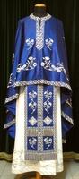 Smyrna with Chevron Shackles - Hieratical Robe