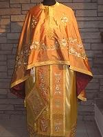 Elder Paisius - Hieratical Robe