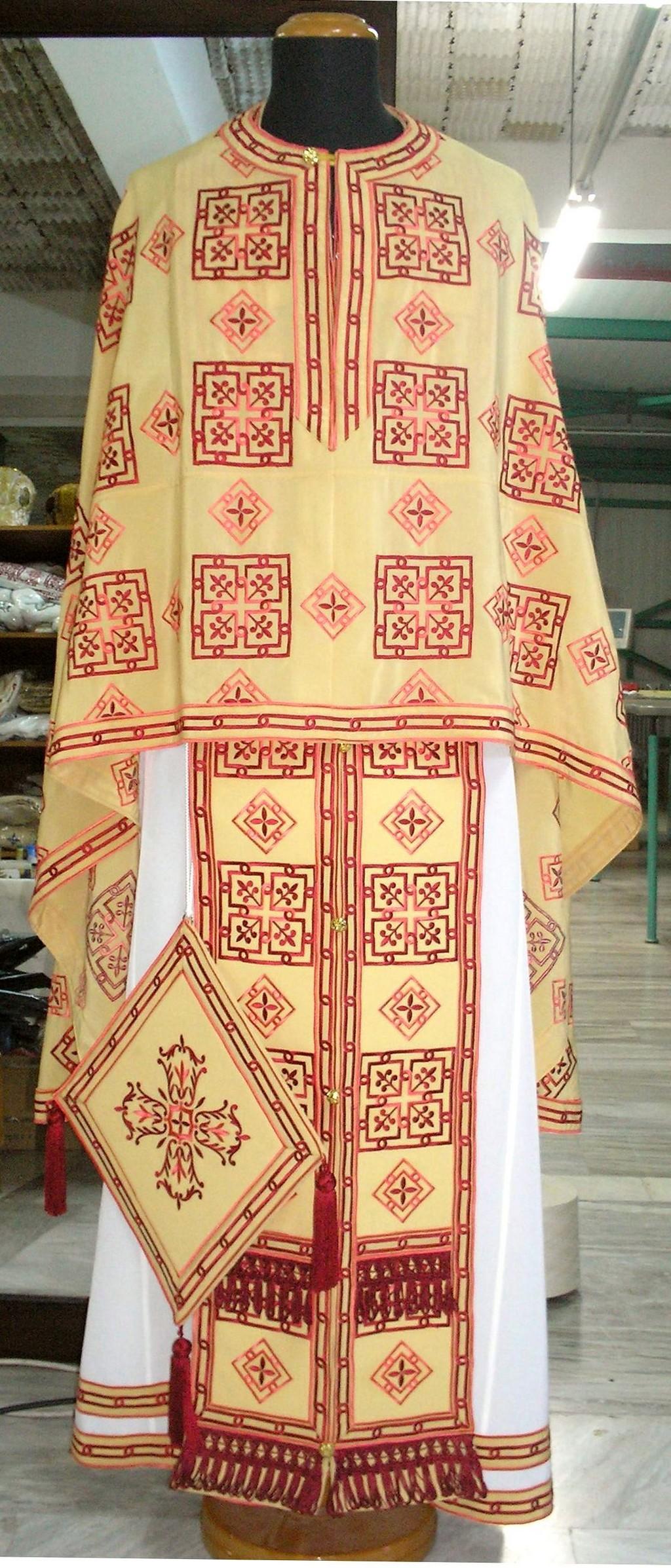 Saint Andrew - Hieratical Robe