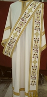 Lyre of David - Deacon Robe