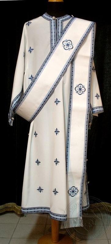 Saint Theofanis - Deacon Robe