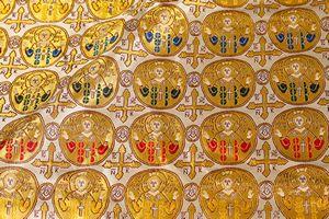 Holy Vestment Design 23 - Liturgical Fabric