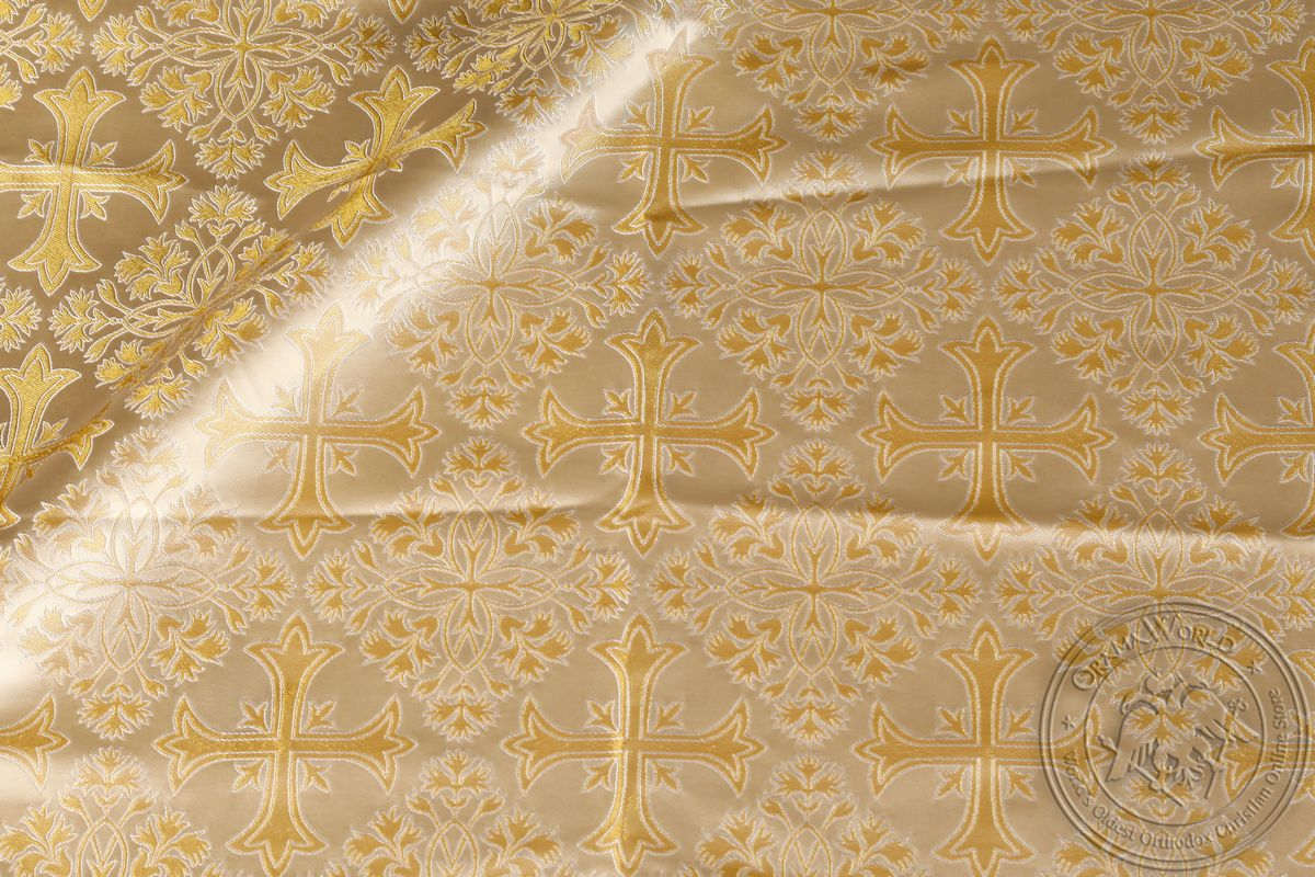Holy Vestment Design 36 - Liturgical Fabric