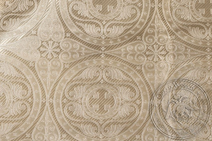 Holy Vestment Design 38 - Liturgical Fabric