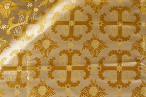Holy Vestment Design 43 - Liturgical Fabric