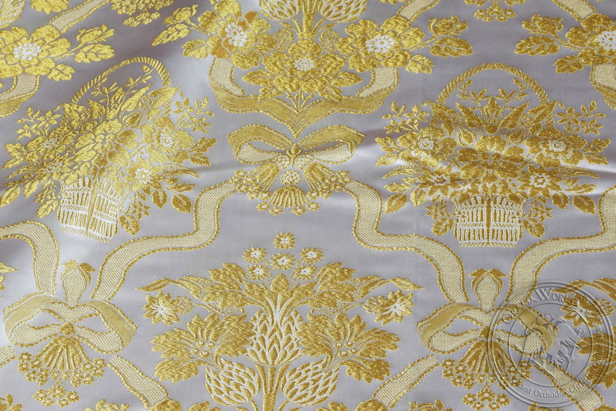 Holy Vestment Design 52 - Liturgical Fabric