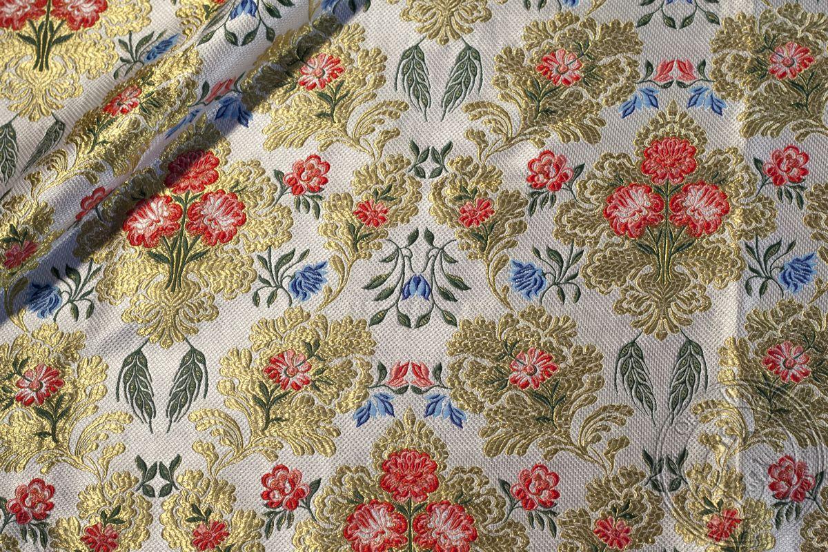 Holy Vestment Design 8 - Liturgical Fabric