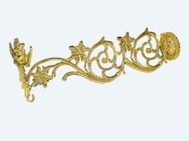 Bracket for Hanging Oil Candles Design A