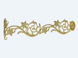 Bracket for Hanging Oil Candles Design D