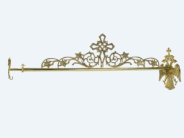 Bracket for Hanging Oil Candles Design E