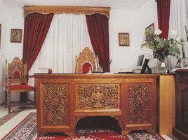 Desk Woodcarved Design C