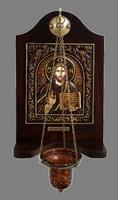 Christ - Wood Carved Iconostasis